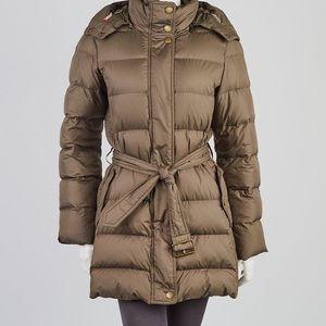 Burberry Down Coat